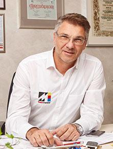 Rudolf Bredschneider : Inhaber